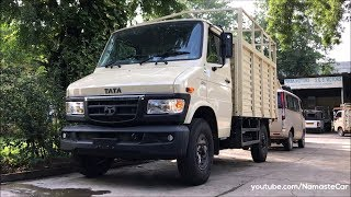 Tata 407 Gear System