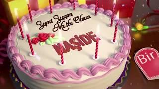 İyi ki doğdun NAŞİDE - İsme Özel Doğum Günü Şarkısı