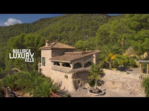 Mallorca Luxury Villa - (Genova) - Inspired by Gaudi arquitecture - 3,200,000€