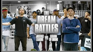 Mike Mo's Justice League Vs. The Legion Of Doom | The Unreleased Dream Battles