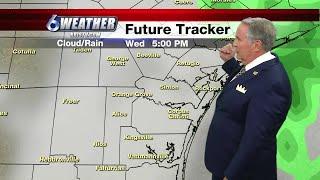 Coastal bend Weather, Jan 15 6 pm