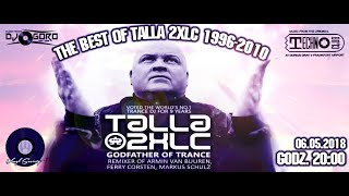 The Best Of TALLA 2XLC // 1996-2010 // 100% Vinyl // Mixed By DJ Goro