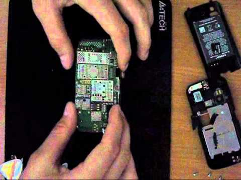 NOKIA C6 00 DISASSEMBLY DOWNLOAD