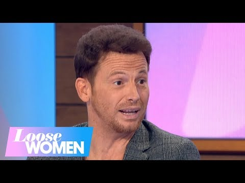 Loose Women Exclusively Reveal Joe Swash Is The Next Star To Join Dancing On Ice | Loose Women
