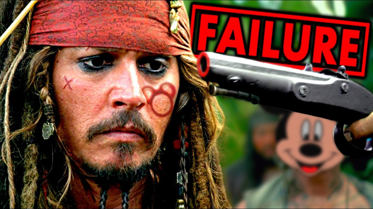 Download On Stranger Tides — The Impostor Pirates of the Caribbean | Anatomy Of A Failure