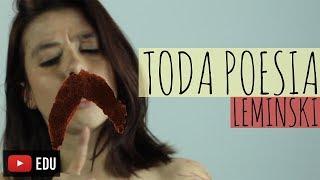 TODA POESIA - Paulo Leminski (UEL)... A poesia é inútil?