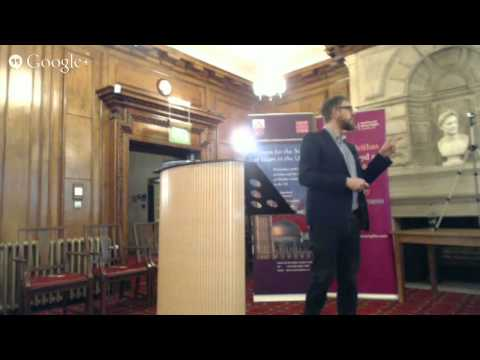 """Muslims in Britain Lecture 4: """"Approaching Islamophobia from a human rights perspective"""""""
