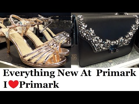 Everything New at Primark | January 2017 | IlovePrimark