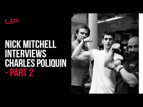 Charles Poliquin Interview Pt 2/5: On Haters, Steroids, & Lance Armstrong