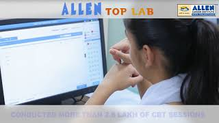 ALLEN Computer Based Test (CBT) for Online Tests Preparation | IIT JEE | JEE Main | NEET UG | AIIMS