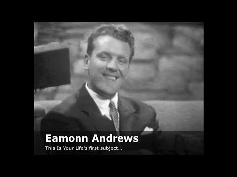 Eamonn Andrews This Is Your Life