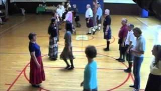 Cincinnati Rscds Tea Dance - Part 1