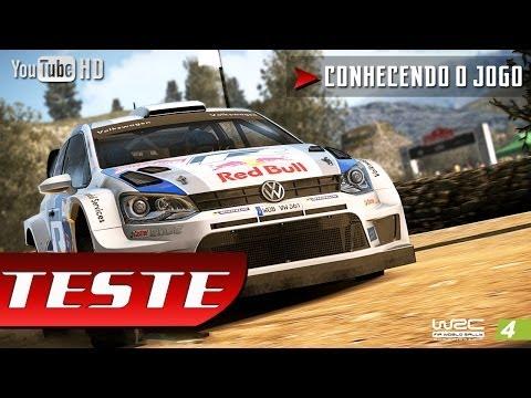 WRC 4 FIA World Rally Championship: Conhecendo O Jogo. [PT-BR]