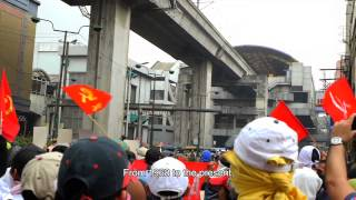 Revolutionary groups take to streets to mark CPP