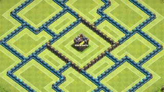 Clash of Clans: NEW Townhall 10 Farming Base ll Central CC ll 2 Air Sweepers