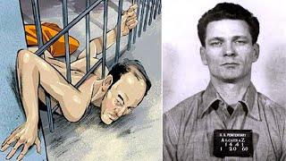 Ни одна тюрьма не может удержать этого человека...