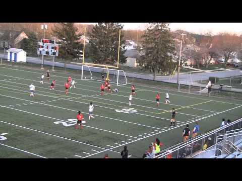 Middletown vs St. Andrews Girls Varsity Soccer 2014