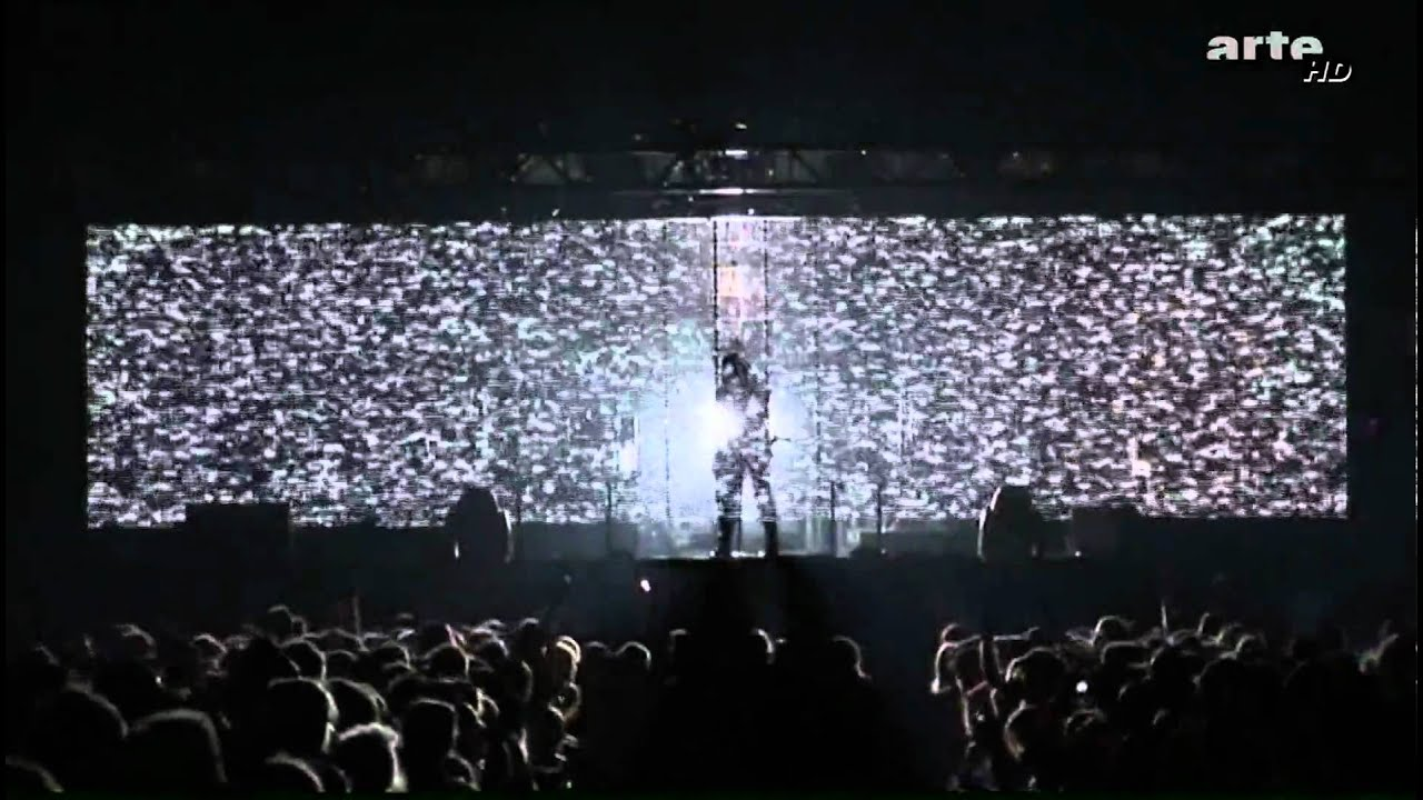 Nine Inch Nails - Only (Live Tracks Sziget 2007) - YouTube