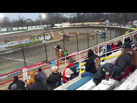 Port City Raceway 3/14/20 NOW 600 Restricted Heat 2