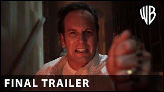 Final Trailer – Warner Bros. UK & Ireland