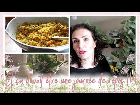 vlog-famille-du-1er-mai-:-ça-devait-repos-aujourd'hui...riz-au-curcuma-et-noix-de-coco