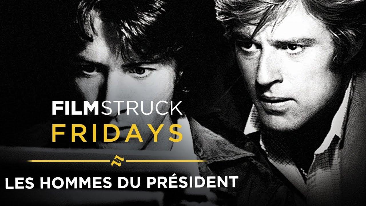 Les Hommes du Président   FilmStruck Fridays