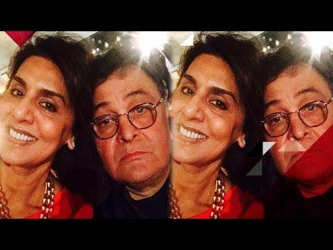 Rishi Kapoor And Nitu Kapoor Troubled Due To Ranbir Katrina's Break Up   Bollywood News