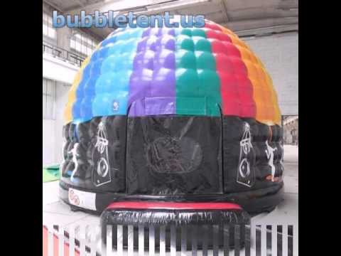 Inflatable Bubble Tent Advertising Tent