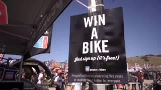PeopleForBikes and Yuba Bicycles Partnership