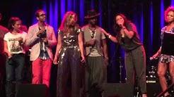Seasons of Love - Idina Menzel and friends at A BroaderWay Karaoke Benefit LA