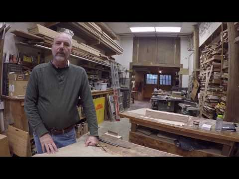 JD Lohr School of Woodworking Class of October 2016