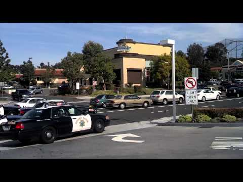 Police chase in south orange county