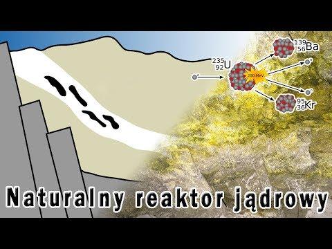 Oklo - naturalny reaktor jądrowy, niezwykły relikt geologiczny