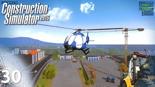 "Construction Simulator 2015 #30 - ""Odliczanie do emerytury"""