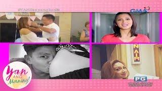 Yan Ang Morning!: Baby bump exercise with Iya Villania