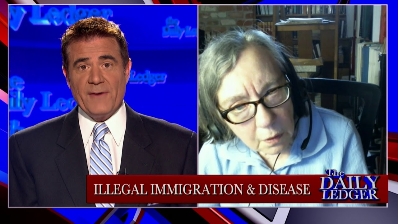 OAN - Exec. Dir. of Assn. of American Physicians & Surgeons, Dr. Jane Orient, on Immigration &am