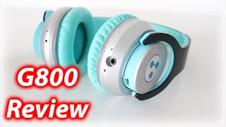 DHGate Syllable G800 Wireless Bluetooth Headphones Review