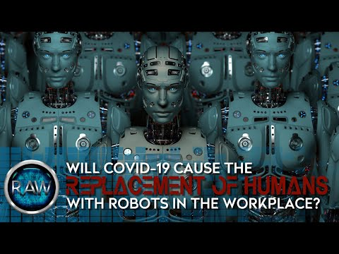 Could a Pandemic Speed up the Use of Robots to Replace Humans?