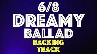 Drumless 6/8 Ballad Backing Track