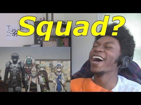 Goblin Slayer Episode 3 [REACTION/REVIEW] Squad?