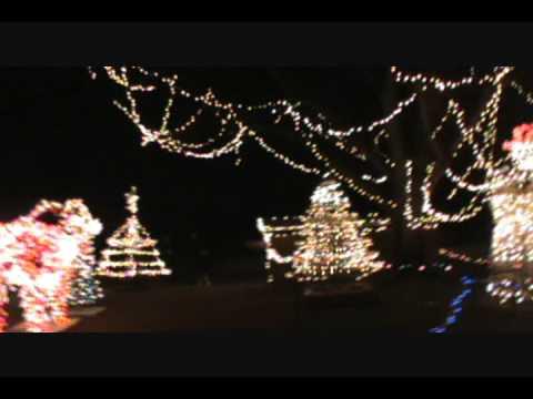 The Gilley S Christmas Lights Pt 2 Ballplay Alabama