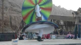 Танец бедуина в Египте