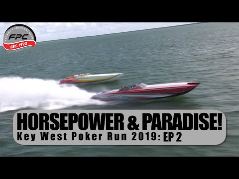 Key West Poker Run 2019 Episode 2