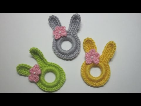 Make a Crocheted Easter Bunny Decoration - DIY Crafts - Guidecentral