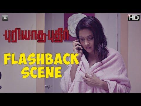 Puriyaatha Puthir - Flashback Scene | Vijay Sethupathi, Gayathrie | Ranjit Jeyakodi | Sam C.S thumbnail