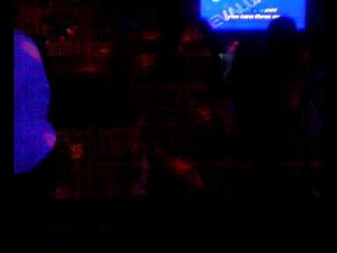 Cena de Hackett karaoke 4
