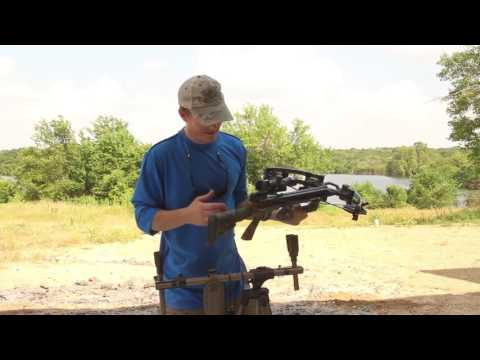 WebXtra July: Parker Hurricane Crossbow Report