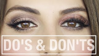 Hooded Eyes Makeup | Do