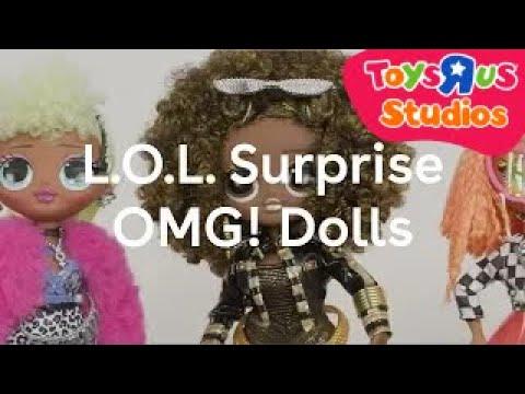 L.O.L. Surprise OMG! Dolls - Toys
