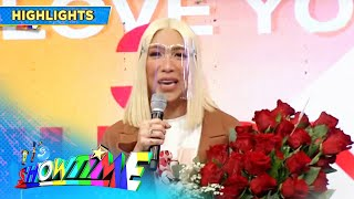 Vice Ganda celebrates reaching 3 million subscribers on his YouTube channel   It's Showtime